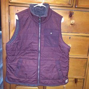 ⭐️Carhartt reversible vest size xl
